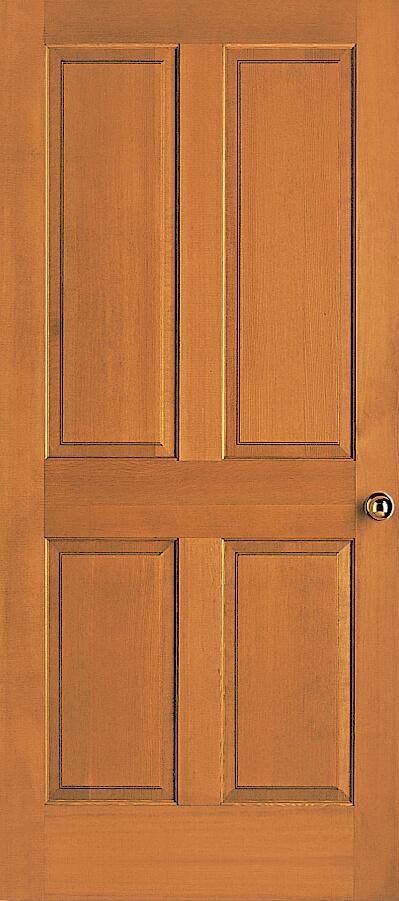 レイズドパネルドア